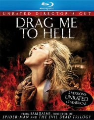 Drag Me To Hell: Unrated Directors Cut Blu-ray
