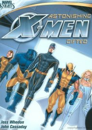 Marvel Knights: Astonishing X-Men - Gifted Movie