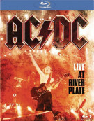 AC/DC: Live At River Plate Blu-ray