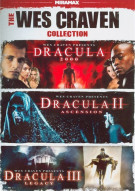 Wes Craven Collection Movie