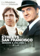 Streets Of San Francisco, The: Season 5 - Volume 1 Movie