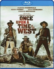 Once Upon a Time in the West Blu-ray