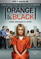 Orange Is The New Black: Season One (DVD + UltraViolet) Movie