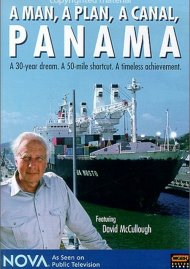 Nova: A Man, A Plan, A Canal - Panama Movie