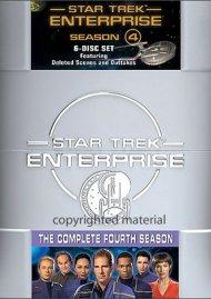 Star Trek: Enterprise - The Complete Fourth Season Movie