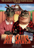 Dinosaurs: The Complete Third And Fourth Seasons Movie