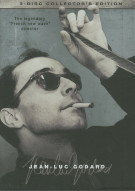 Jean-Luc Godard: 3 Disc Collectors Edition Movie