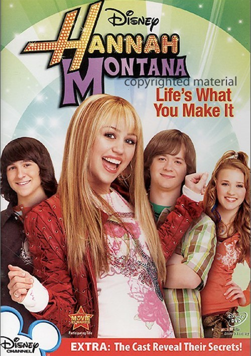 Hannah Montana: Lifes What You Make It Movie