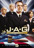 JAG: The Complete Fifth Season Movie