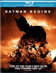 Batman Begins Blu-ray