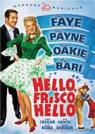 Hello, Frisco, Hello Movie
