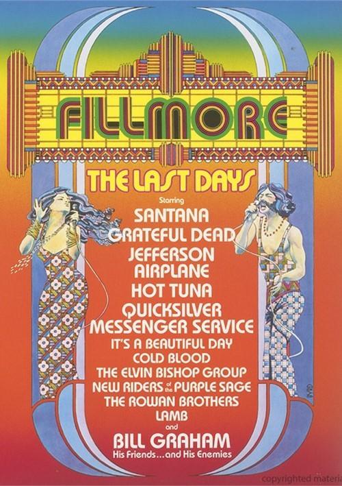 Fillmore: The Last Days Movie