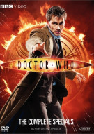 Doctor Who: The Complete Specials Movie