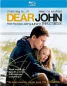 Dear John Blu-ray