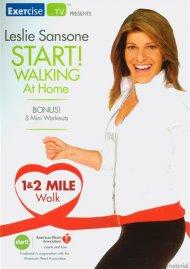 Leslie Sansone: Start! Walking At Home - 1 & 2 Mile Walk Movie