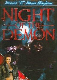 Marias B-Movie Mayhem: Night Of The Demon Movie