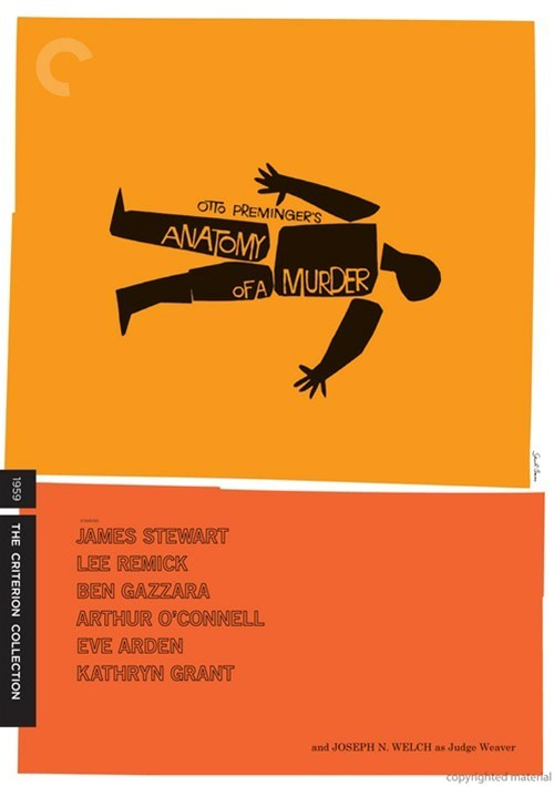 Anatomy Of A Murder: The Criterion Collection Movie
