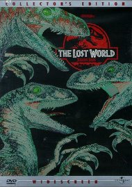 Lost World, The: Jurassic Park (Widescreen) Movie