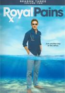 Royal Pains: Season Three - Volume Two Movie