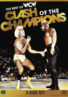 WWE: The Best Of WCW Clash Of Champions Movie