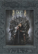 Game Of Thrones: The Complete First Season Movie
