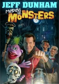 Jeff Dunham: Minding The Monsters Movie
