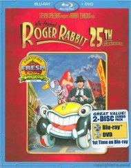 Who Framed Roger Rabbit: 25th Anniversary Edition (Blu-ray + DVD Combo) Blu-ray