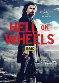 Hell On Wheels: The Complete Fourth Season Movie
