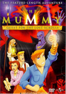 Mummy, The: Quest For Lost Scrolls (Animated) Movie