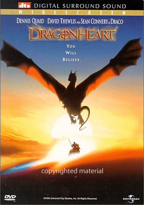 Dragonheart (DTS) Movie