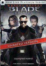 Blade: Trinity - Unrated Movie