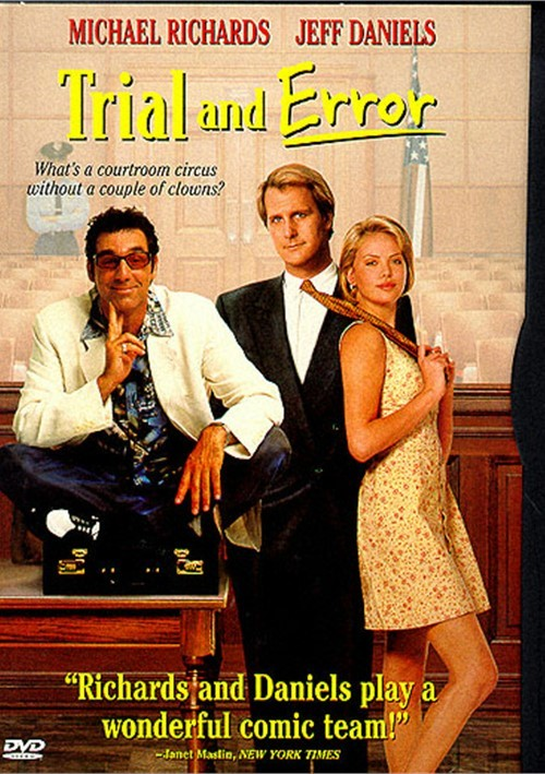 Trial and Error Movie
