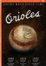 Vintage World Series Films: Baltimore Orioles Movie