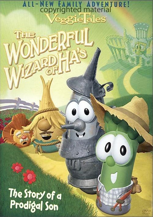 Veggie Tales: The Wonderful Wizard Of Has Movie