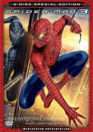 Spider-Man 3: 2 Disc Special Edition Movie