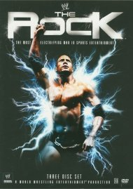 WWE: The Rock - The Most Electrifying Man In Sports Entertainment Movie