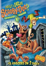 Whats New Scooby-Doo?: Complete Seasons 1 - 3 Movie