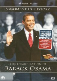 Moment In History, A: The Inauguration Of Barack Obama Movie