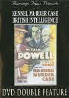 Kennel Murder Case / British Intelligence (Double Feature) Movie