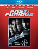 Fast & Furious: Special Edition Blu-ray