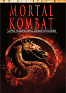 Mortal Kombat / Mortal Kombat: Annihilation (Double Feature) Movie