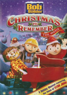 Bob The Builder: A Christmas To Remember Movie
