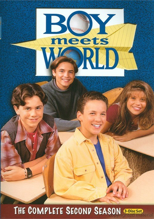 Boy Meets World: The Complete Second Season Movie