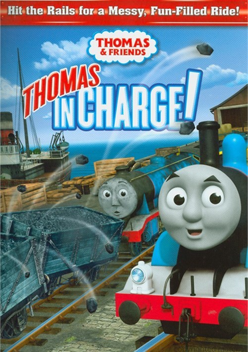 Thomas & Friends: Thomas In Charge Movie