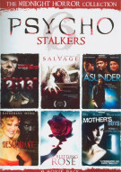 Midnight Horror Collection: Psycho Stalkers Movie