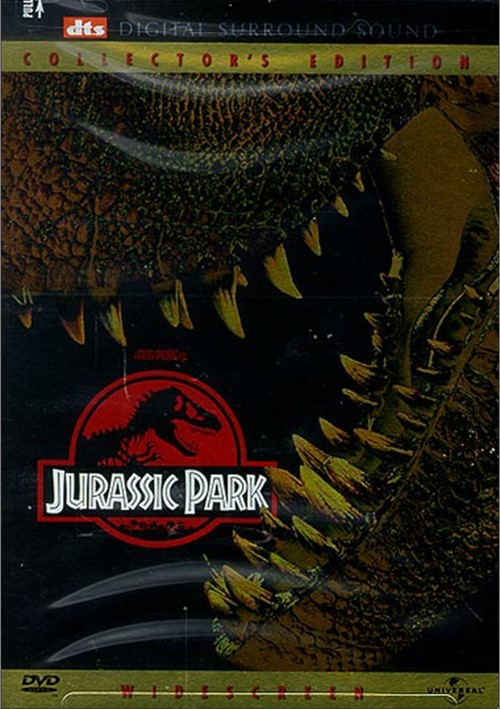 Jurassic Park: Collectors Edition (DTS) Movie