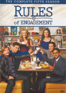 Rules Of Engagement: The Complete Fifth Season Movie