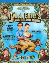 Tim And Erics Billion Dollar Movie Blu-ray