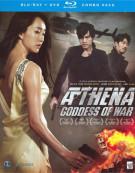 Athena: Goddess Of War (Blu-ray + DVD Combo) Blu-ray