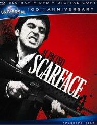 Scarface (Blu-ray + DVD + Digital Copy) Blu-ray